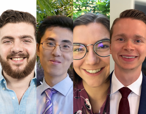 Meet our new Parliamentary Interns!