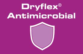 DRYFLEX ANTIMICROBIAL