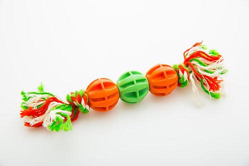 (B3) Three balls on the rope