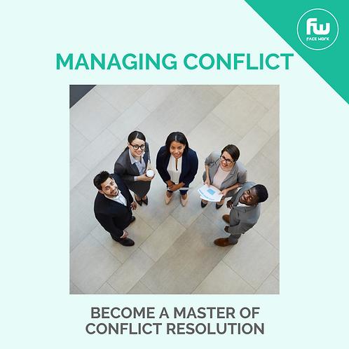 Managing Conflict Challenge