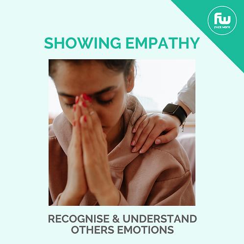 Showing Empathy Challenge