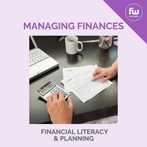 Managing Finances Challenge
