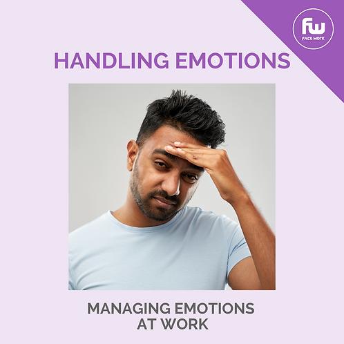 Handling Emotions Challenge