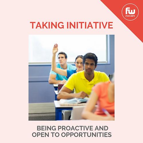 Taking Initiative Challenge