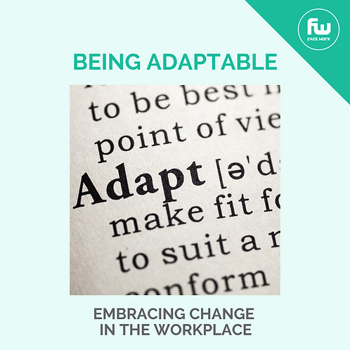 Being Adaptable Challenge