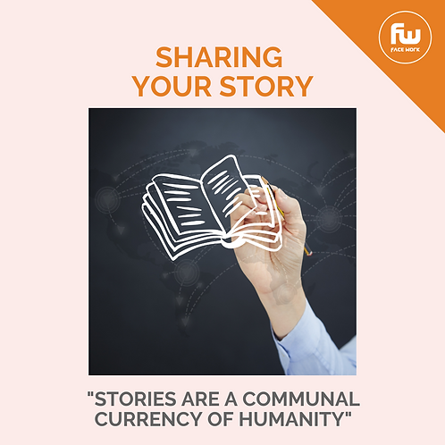 Sharing your Story Challenge