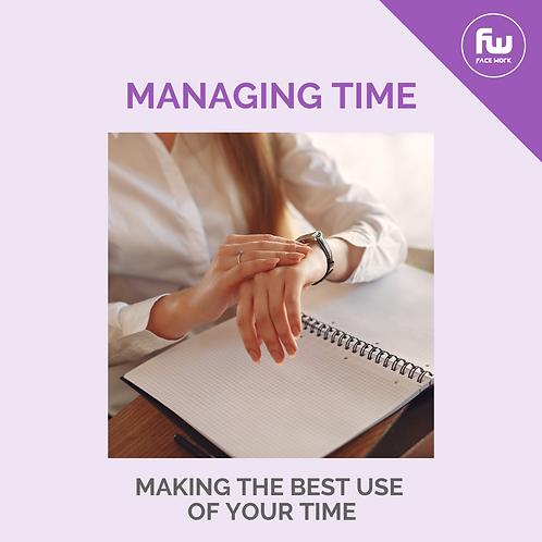 Managing Time Challenge