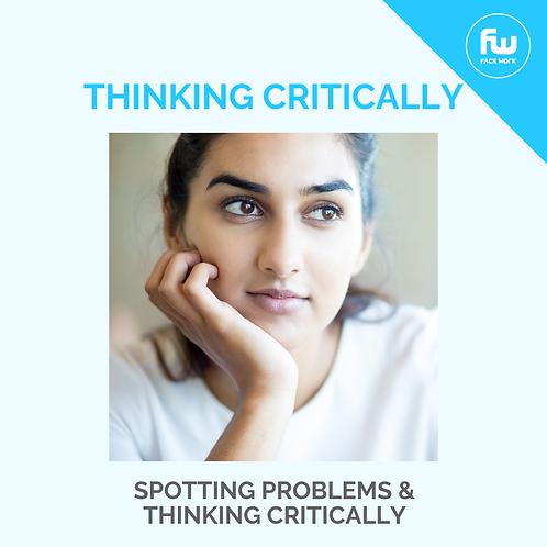 Thinking Critically Challenge