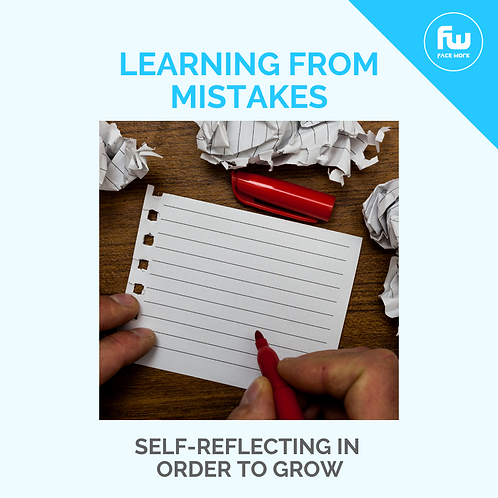Learning from Mistakes Challenge