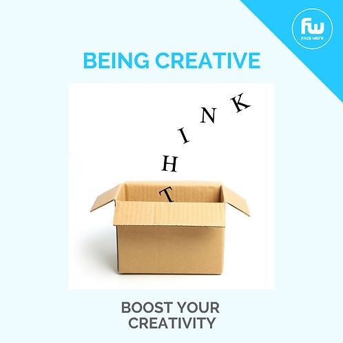 Being Creative Challenge