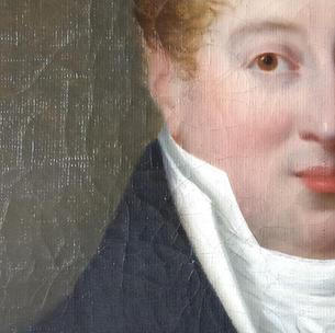 Portrait du Marquis d'Aligre