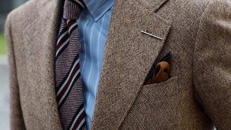 Tweed Blazers and Sports Jackets