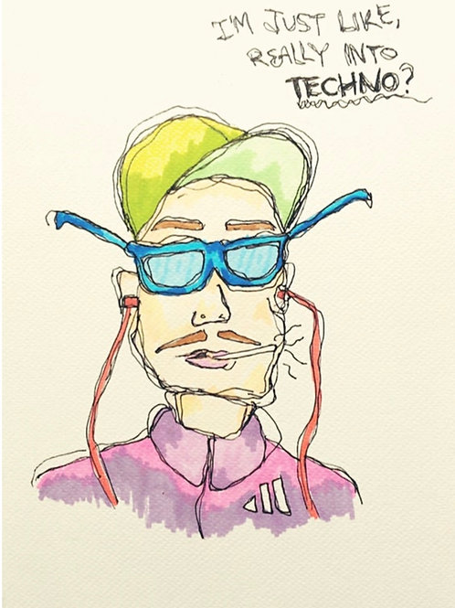 Techno A5