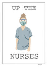 Up The Nurses