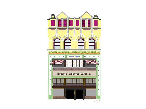 Bewley's Grafton Street