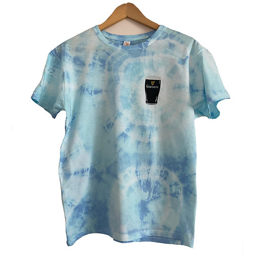 Gobshite Blue Tie-Dye