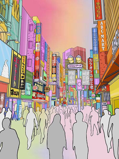 Tokyo A5