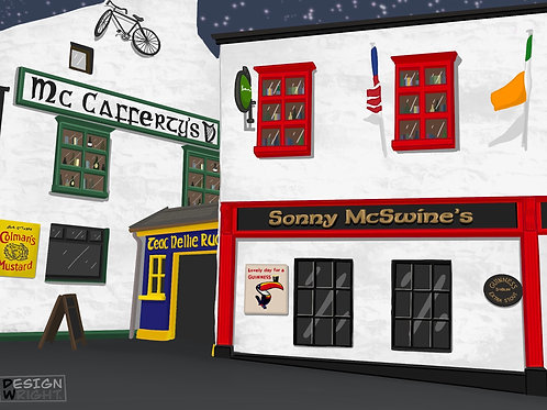 Donegal Pubs