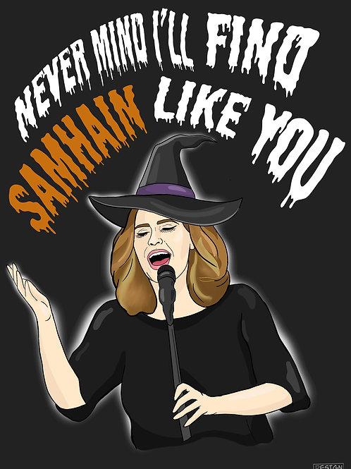 Adele Postcard A6