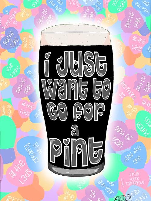 Lovely Pints