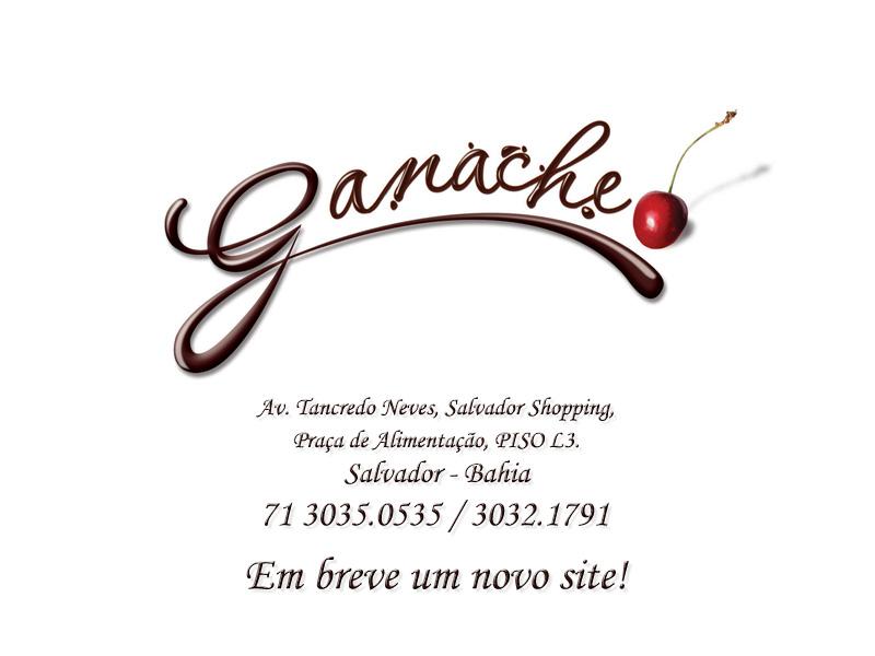 Doceria Ganache