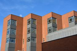 Châssis alu - Hôpital de Tournai