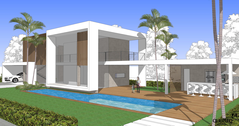 Residência - Quattro Arquitetura 2