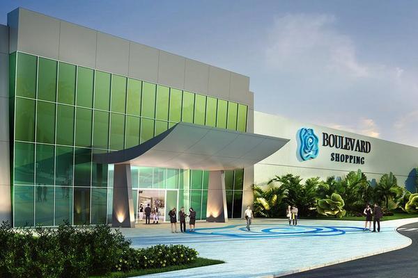 Boulevard Shopping - Vitória da Conq