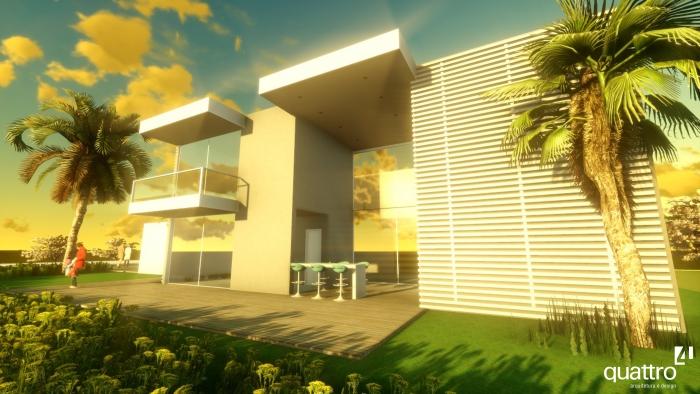 Residência - Quattro Arquitetura 1