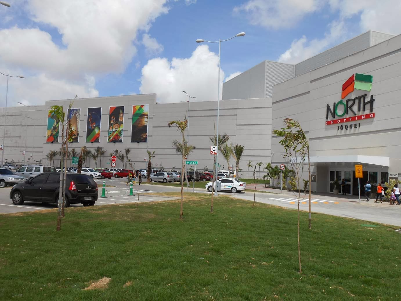 Shopping North Joquei