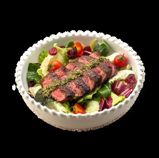 바질스테이크 샐러드
