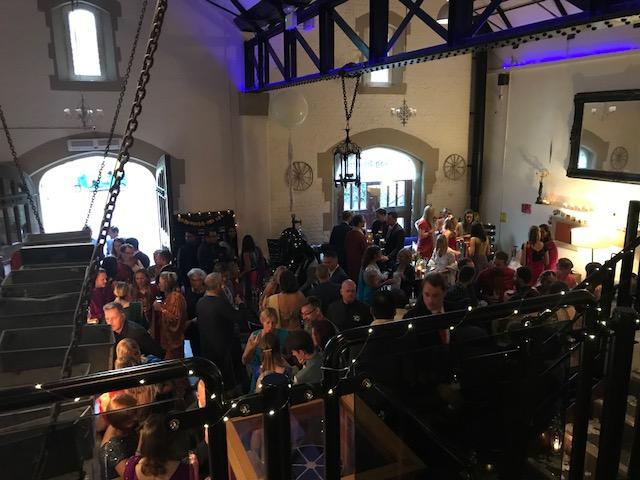 Evening Wedding Reception Leicester