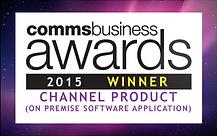 commsbusiness award 2015 winner