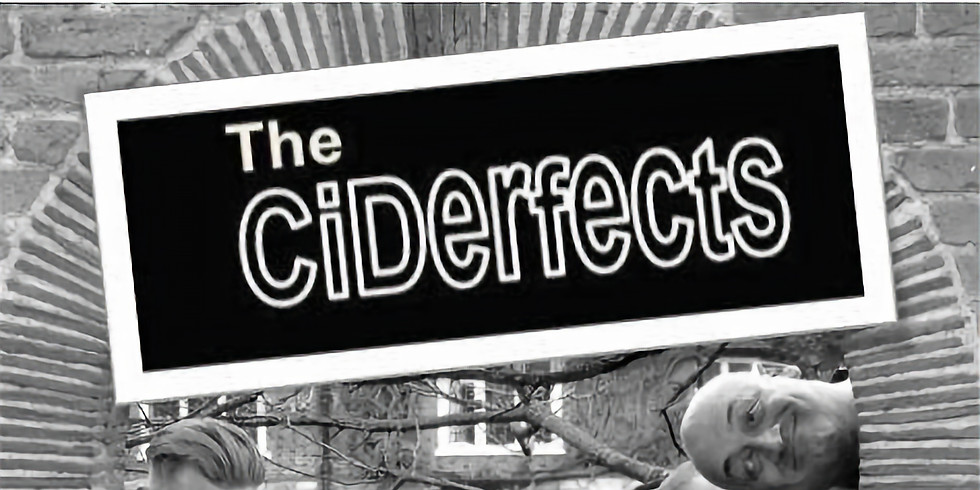 The Ciderfects - Free entry