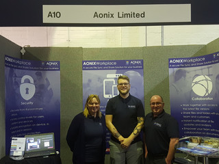 Aonix Limited out on the road with File Sync and Share
