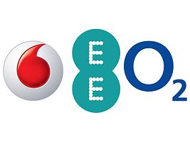 Vodafone O2 EE Logo