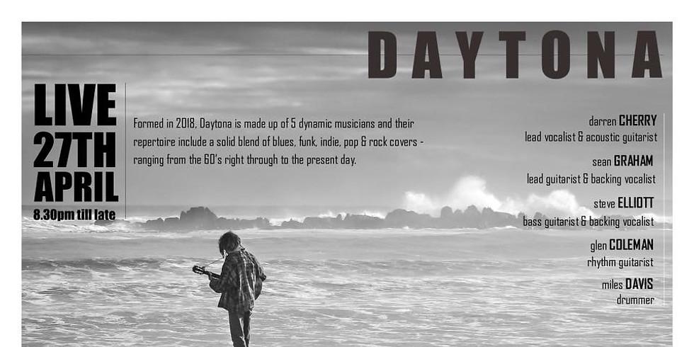 Daytona Live - Free entry