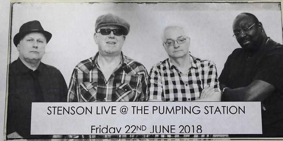 Stenson live! Free entry