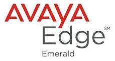 Avaya Edge Emerald Logo