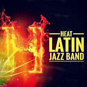 Heat Latin Jazz Band Logo