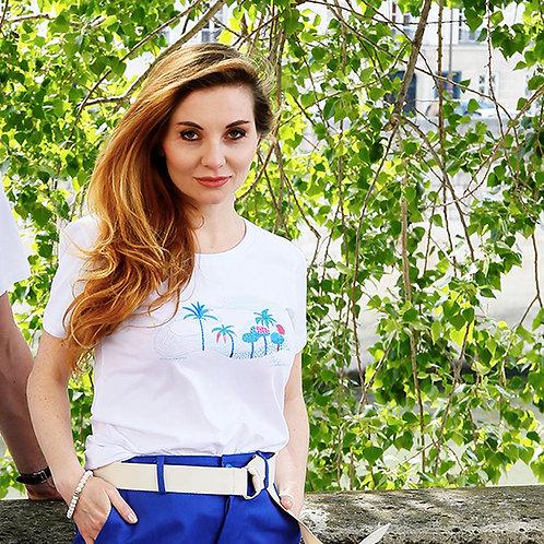 Tee shirt Oasis femme