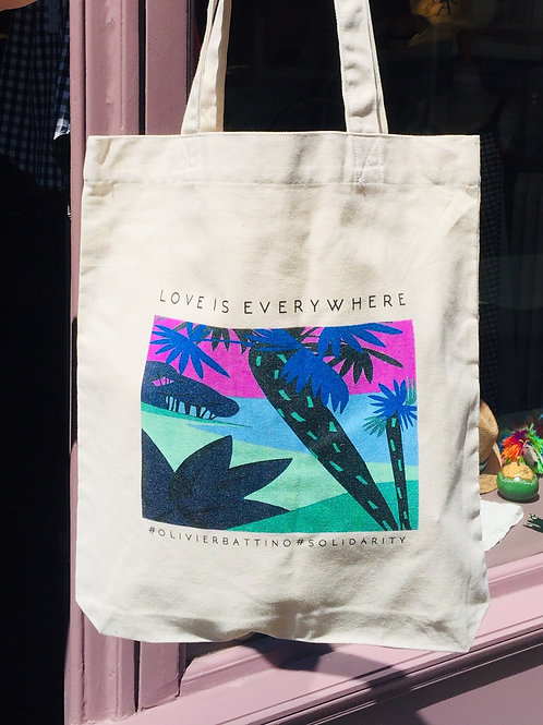 Tote Bag Tropical Club