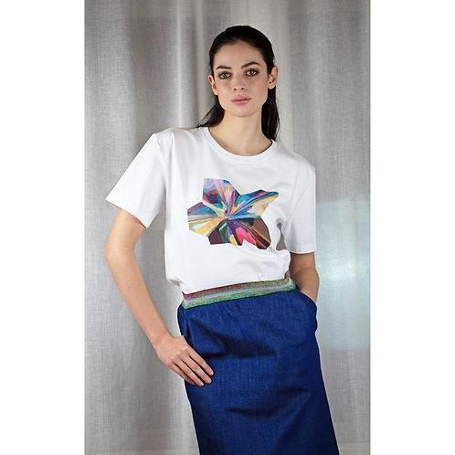 """Tee shirt femme """"Piece of star"""""""