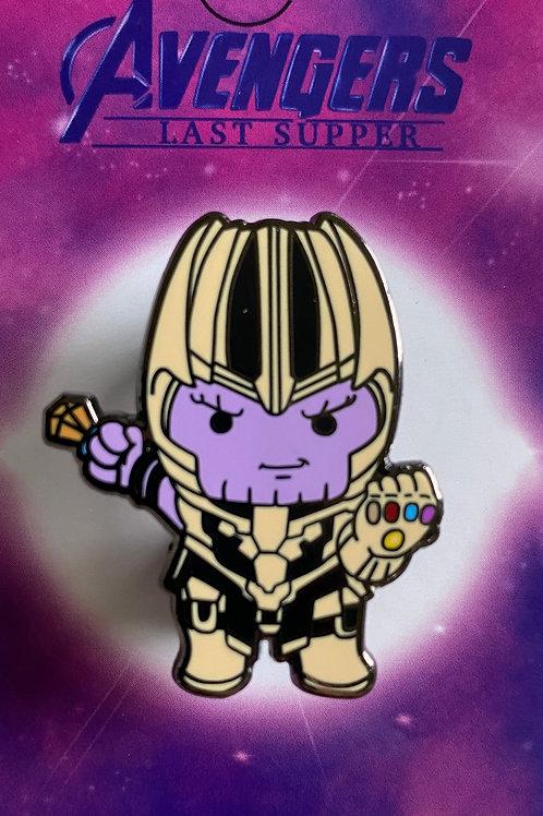 Thanos Hard Enamel Pin