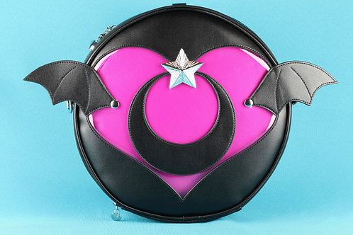 Sailor Moon, Chibiusa Black Lady, Card Captor, Magical Girl Inspired Ita Bag