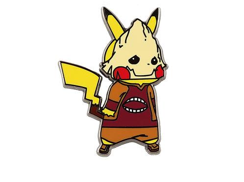 Pikachu as Koji Koda Hard Enamel Pin