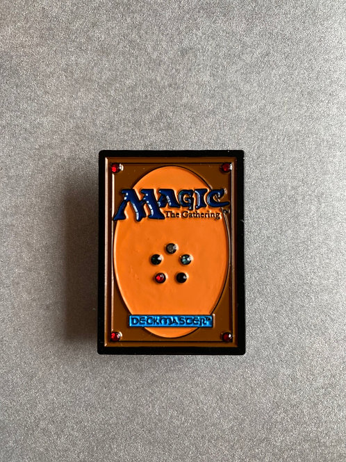 CLEARANCE PIN - Magic Card