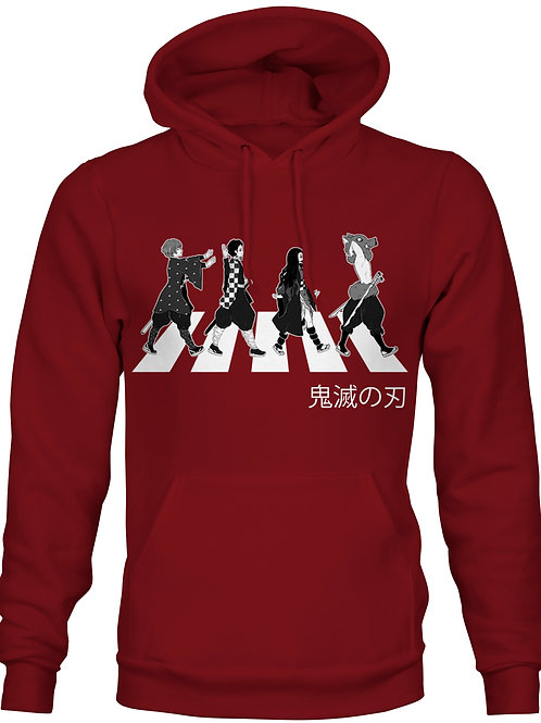 "Demon Slayer ""Abby Road"" Hoodie"