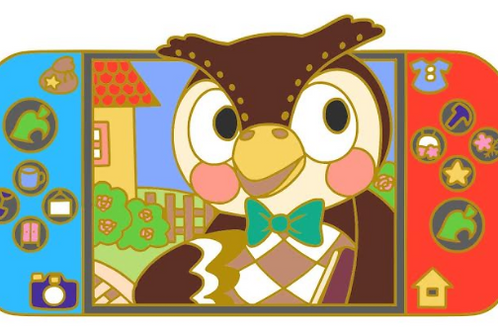 ACNH - BLATHERS