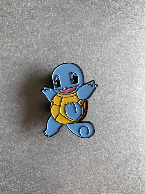 CLEARANCE PIN - Squirtle